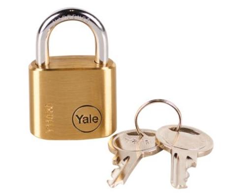 Candado Yale